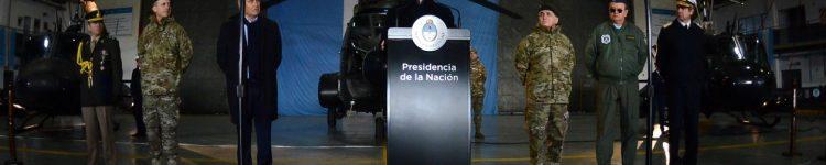 NUEVO PARADIGMA DE ROLES PARA LAS FFAA ARGENTINAS