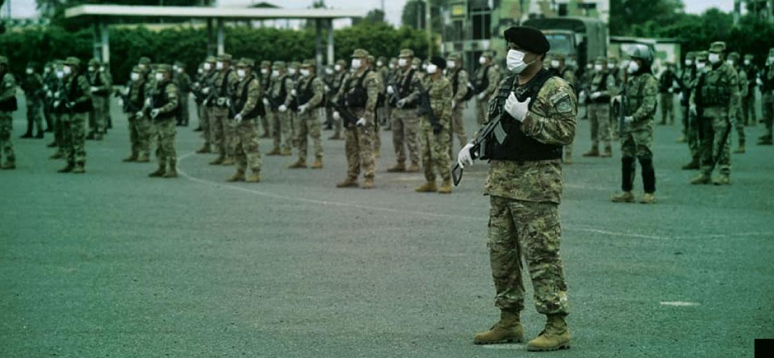 Proceso de transformación del Ejército del Perú en el contexto del COVID-19    Centro de Estudios Estratégicos del Ejército del Perú